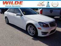 Pre-Owned 2014 Mercedes-Benz C 250 C 250 Sport 4dr Car