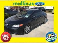Used 2008 Honda Civic LX Coupe I-4 cyl in Kissimmee, FL