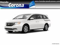 2016 Honda Odyssey SE in Corona, CA