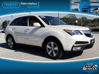 Pre-Owned 2013 Acura MDX 3.7L Technology Package (A6) SUV in Tampa FL