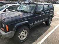 2000 Jeep Cherokee Police SUV
