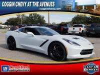Certified 2019 Chevrolet Corvette 1LT Coupe in Jacksonville FL