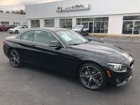 Certified Used 2018 BMW 440i Convertible in Johnstown, PA