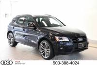Certified Pre-Owned 2016 Audi SQ5 3.0T Premium Plus SUV for Sale in Beaverton,OR
