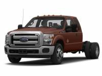 Used 2015 Ford F-350 Chassis Cab Chassis Truck V8 16V MPFI SOHC Flexible Fuel for Sale in Madill, OK