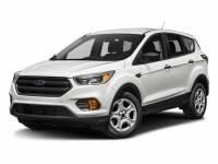 2018 Ford Escape S SUV i-VCT