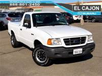 Used 2003 Ford Ranger XL For Sale San Diego | 1FTYR10D33PB32280
