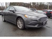 Used 2017 Ford Fusion SE Sedan for sale in Totowa NJ