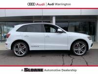 Certified Pre-Owned 2016 Audi SQ5 3.0T Premium Plus SUV in Warrington, PA