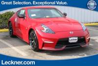 Used 2017 Nissan 370Z For Sale at Leckner Nissan of Springfield | VIN: JN1AZ4EH7HM953408