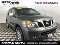 2011 Nissan Armada Platinum SUV