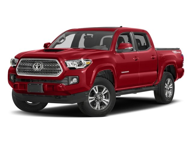 Photo Pre-Owned 2017 Toyota Tacoma SR5 Double Cab 5 Bed V6 4x2 AT Pickup Truck