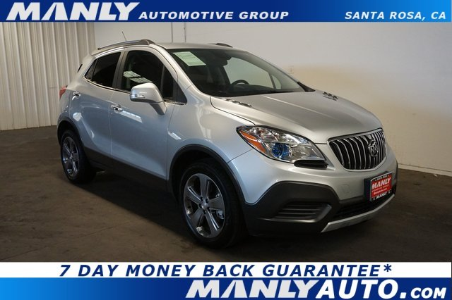 Photo Used 2014 Buick Encore Base SUV
