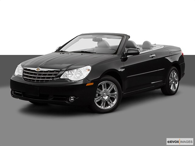 Photo Used 2008 Chrysler Sebring Limited Convertible For Sale Leesburg, FL