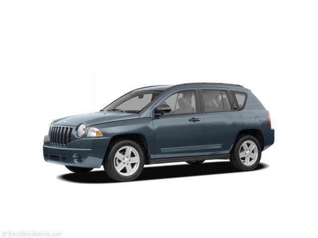Photo Used 2007 Jeep Compass Limited SUV For Sale Leesburg, FL