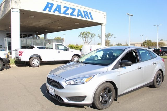 Photo Used 2016 Ford Focus S Sedan in MERCED, CA
