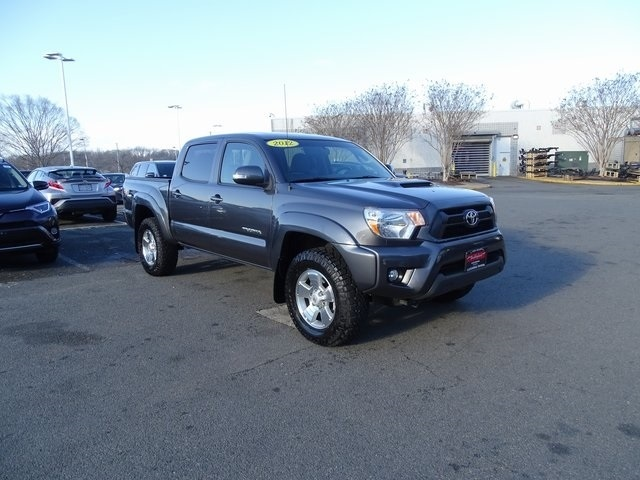 Photo Pre-Owned 2012 Toyota Tacoma TRD Sport 4D Double Cab