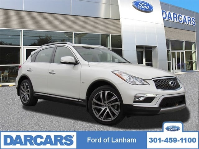 Photo 2017 INFINITI QX50 AWD Wagon V6 Cylinder Engine