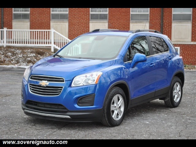 Photo 2016 Chevrolet Trax LT for sale in Flushing MI
