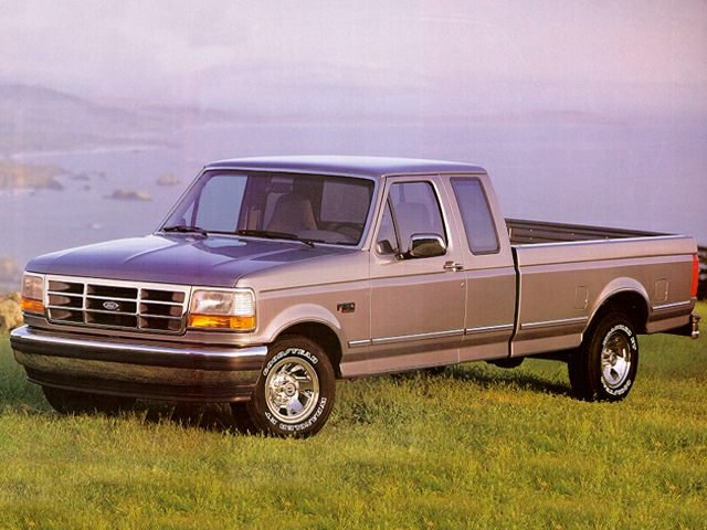 Photo 1995 Ford F-150 - Ford dealer in Amarillo TX  Used Ford dealership serving Dumas Lubbock Plainview Pampa TX