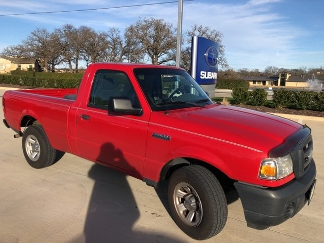 Photo Used 2008 Ford Ranger XL For Sale Grapevine, TX