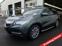 Used 2014 Acura MDX Tech Pkg