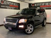 2010 Ford Explorer LIMITED NAVIGATION SUNROOF 3RD ROW SEATS HEATED LEATHER SEATS BLUETOOTH MEM