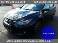 Used 2018 Nissan Altima 2.5 SR in Jackson,TN