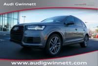 Certified Pre-Owned 2017 Audi Q7 3.0T Prestige SUV near Atlanta, GA