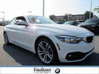 Used 2019 BMW 4 Series 430i xDrive Convertible in Lancaster PA