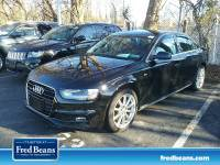 Used 2014 Audi A4 For Sale at Fred Beans Volkswagen | VIN: WAUFFAFL7EN028949