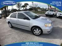 Used 2007 Toyota Corolla CE| For Sale in Winter Park, FL | 2T1BR32E67C846366