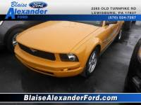 2009 Ford Mustang Coupe V-6 cyl
