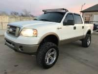 2006 Ford F-150 SuperCrew King Ranch 6.5-ft box 4WD