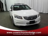 Pre-Owned 2011 Honda Accord 2.4 EX-L Sedan in Greensboro NC