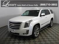 Certified Pre-Owned 2016 CADILLAC Escalade Luxury Collection SUV for Sale in Sioux Falls near Vermillion
