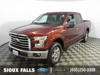 Certified Pre-Owned 2016 Ford F-150 XLT Crew Cab Shortbox for Sale in Sioux Falls near Vermillion