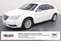 Pre-Owned 2013 Chrysler 200 4dr Sdn Limited