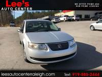 2005 Saturn ION ION 1 4dr Sdn Auto