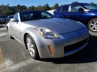 Pre-Owned 2004 Nissan 350Z 2dr Roadster Touring Auto