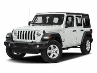 2018 Jeep Wrangler Unlimited Sahara - Jeep dealer in Amarillo TX – Used Jeep dealership serving Dumas Lubbock Plainview Pampa TX
