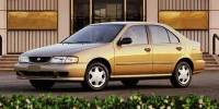 Pre-Owned 1998 Nissan Sentra 4dr Sdn XE Manual