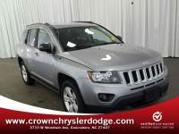 Certified 2015 Jeep Compass Sport 4x4 SUV in Greensboro NC