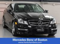 2015 Mercedes-Benz C-Class C 63 AMG Coupe in Boston