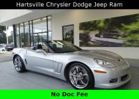 2012 Chevrolet Corvette Grand Sport Convertible