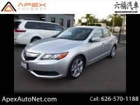 2014 Acura ILX 4dr Sdn 2.0L