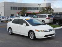 Pre-Owned 2008 Honda Civic Sdn 4dr Auto LX FWD