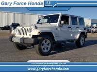 2015 Jeep Wrangler Unlimited Unlimited SUV