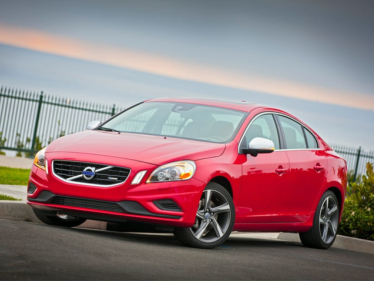 Photo Used 2013 Volvo S60 T5 in Pittsfield MA