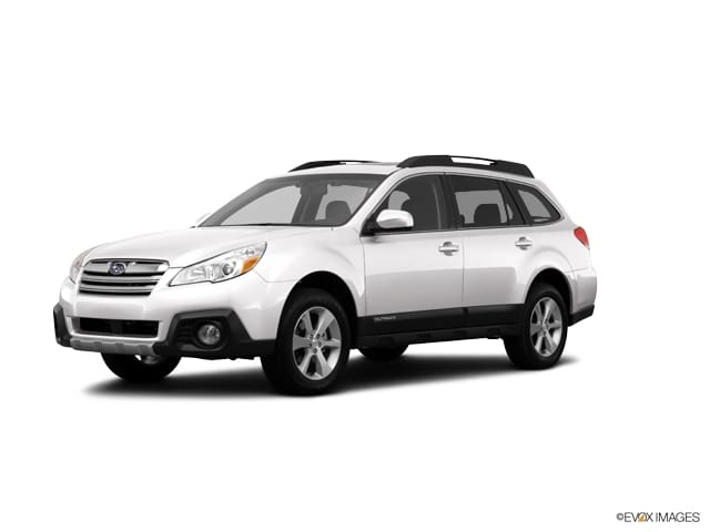 Photo Used 2014 Subaru Outback 2.5i Limited CVT SUV All-wheel Drive in Cockeysville, MD
